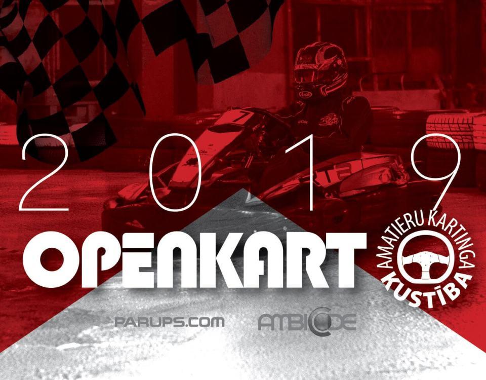 KartinganamsXL Riga - Openkart čempionāta 1. posms