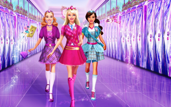 Картинка Барби: Академия принцесс » Мультики » Картинки 24 ...