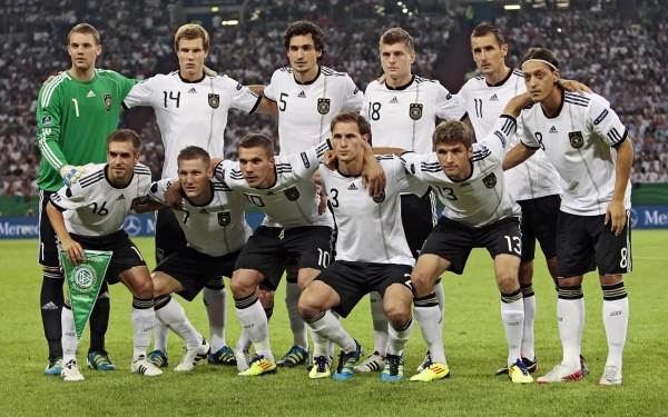Сборная Германии По Футболу Фото