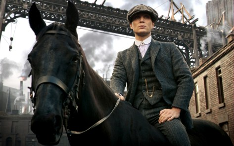 Cillian Murphy in Peaky Blinders S1