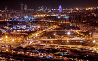 Картинки Ночные города » Города » Страница 2 » Картинки 24 ...