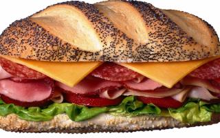 Картинки Бутерброды и сэндвичи » Еда » Картинки 24 ...