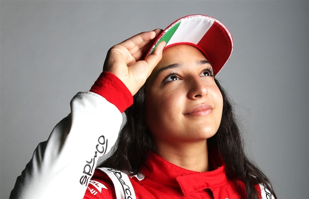 Hamda Al Qubaisi joins PREMA Powerteam's F4 lineup