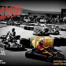 Kart Events Kick-Off Brugge 2016, Flyer
