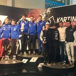 12h Eupen 2017 - podium