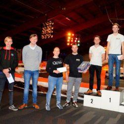 Yeti - Night of the Kart 2017 - podium
