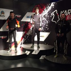 FK Race 11: Podium