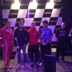 JPR 300 miles battle - final podium
