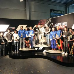 12h Eupen 2018 - podium overall