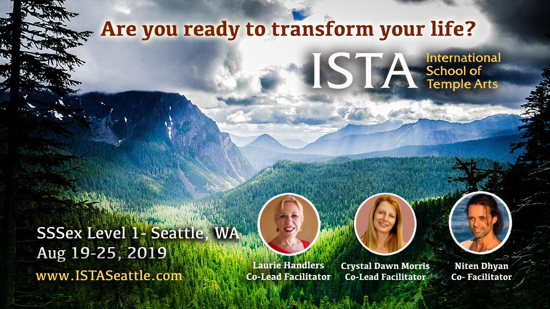 ISTA Seattle L1 – Karuna Retreats