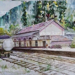 Online, Art, Art Gallery, Online Art Galley, Sri Lanka, Karunagama, Watercolor, Water Colour, Watagoda, Watagoda Paintings, Railway stations, Sri lanka Railways, Railway paintings, Water Colors, Paintings, Sri Lanka, Online Arts, Art Gallery, Sarath Karunagama, Online Art Gallery, Water Colors, Paintings, Sri Lanka, Online Arts, Art Gallery, Sarath Karunagama, Online Art Gallery, Portrait, Landscape, Railways, Sri lanka paintings,