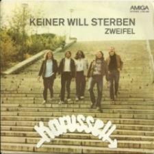 1981_Keiner_will_sterben-Zweifel_Single