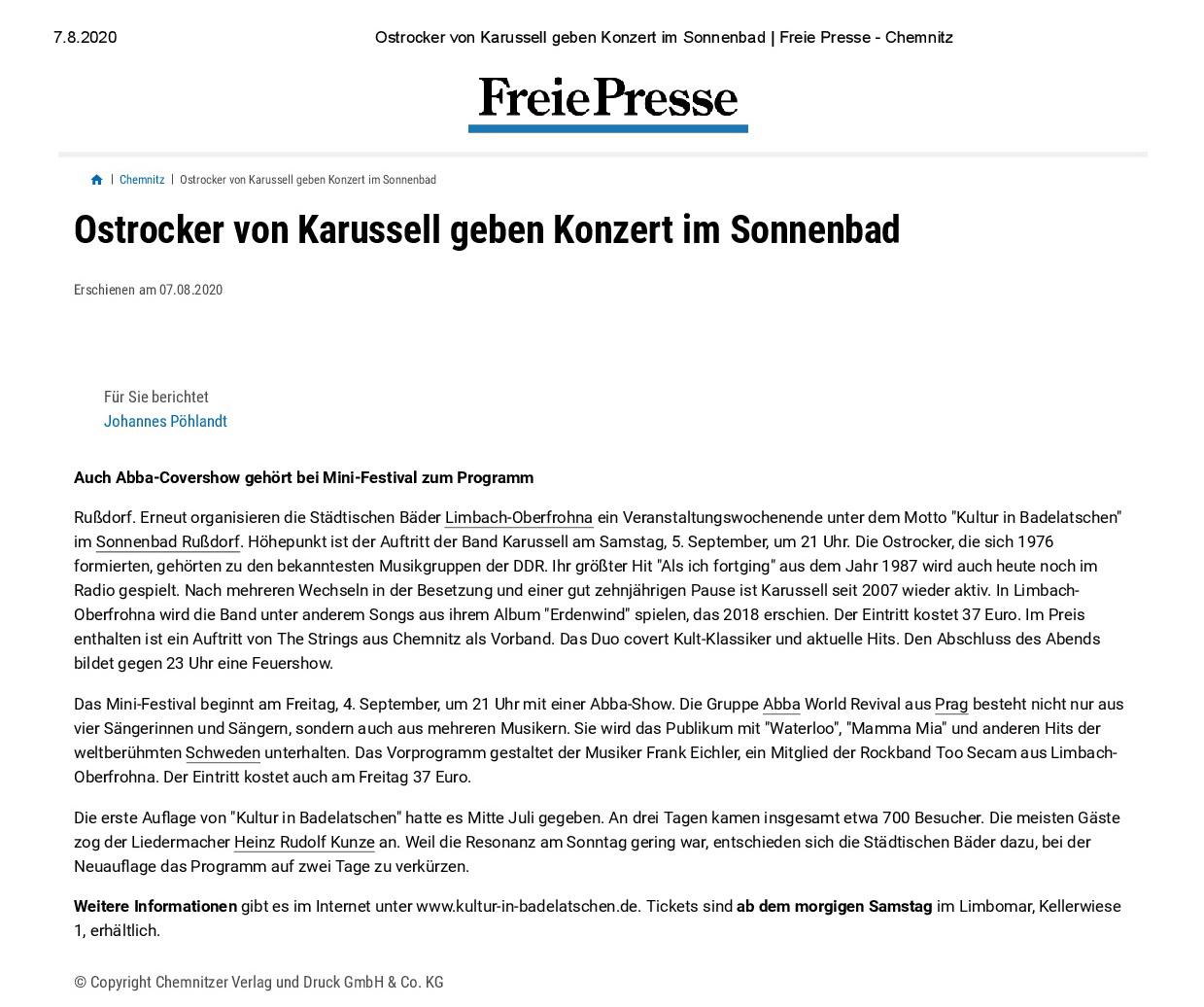 2020.08.07_Freie_Presse_Konzert-im-Sonnenbad
