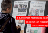 5 Kekeliruan Memasang Iklan di Koran dan Majalah serta Solusinya