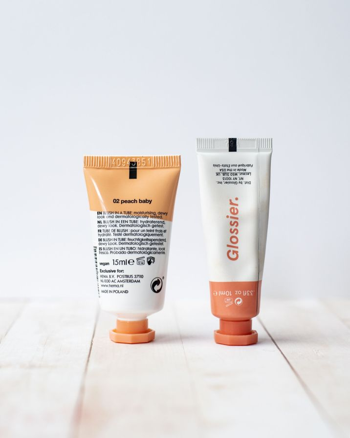 Glossier Dupe Review of B.A.E. by Hema