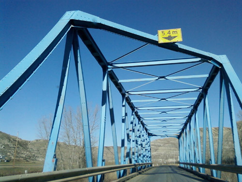 Photo title: Bridge (2), Wayne
