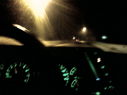 Photo title: Night Drive 3
