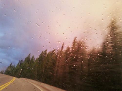 Photo title: Rain Sweep