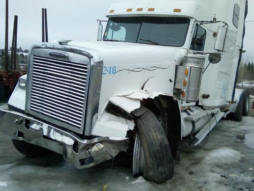 Photo title: Smash Truck
