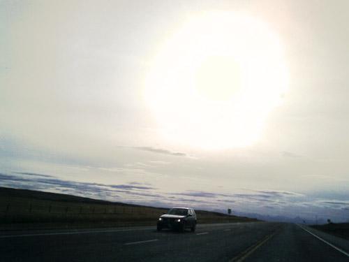Photo title: Sun Car