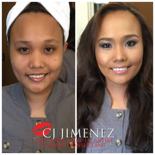 cj jimenez image artistry and styling | metro manila bridal