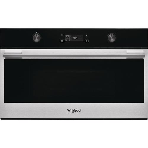 whirlpool w7 md540 microwave built in combination microwave 31 l 1000 w stainless steel