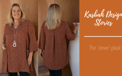 Kasbah Design Stories – The 'Clever' Pleat