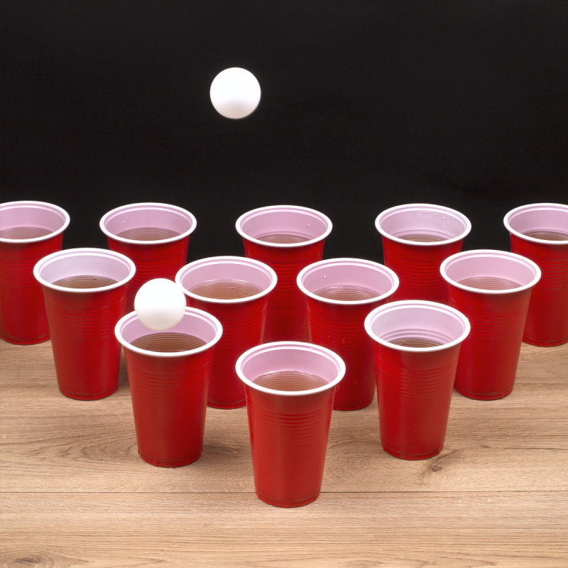 Beer Pong Original Sur Kas Design Distributeur De Jeux
