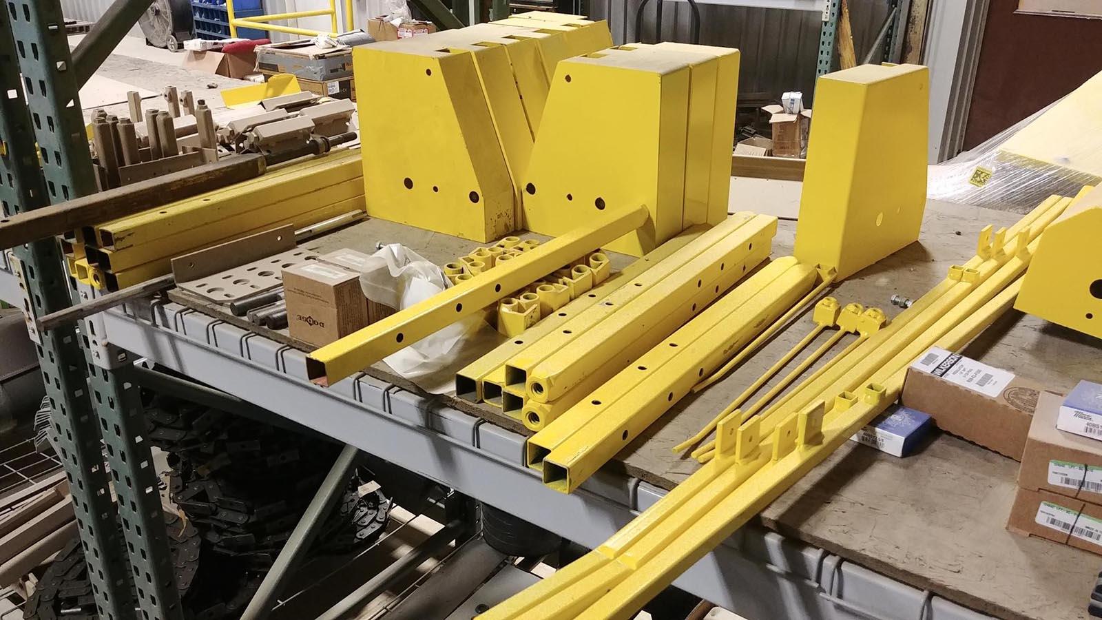 Horticulture Conveying Equipment Parts Service Repair