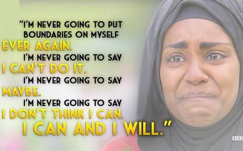 Nadiyah says