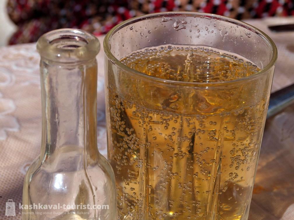 A soft drink from socialist times: Etar (Етър)