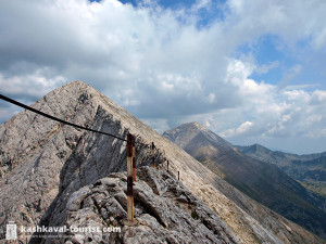 The highest reaches of Pirin are a heaven for adrenaline seekers