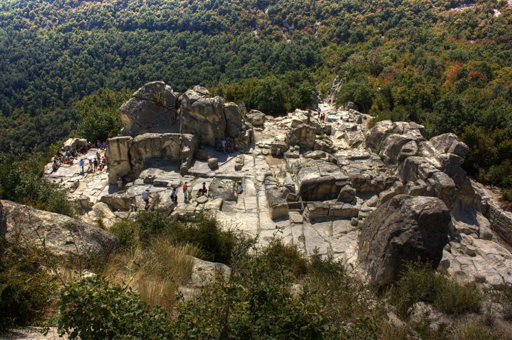 8000 year-old sanctuary: Perperikon