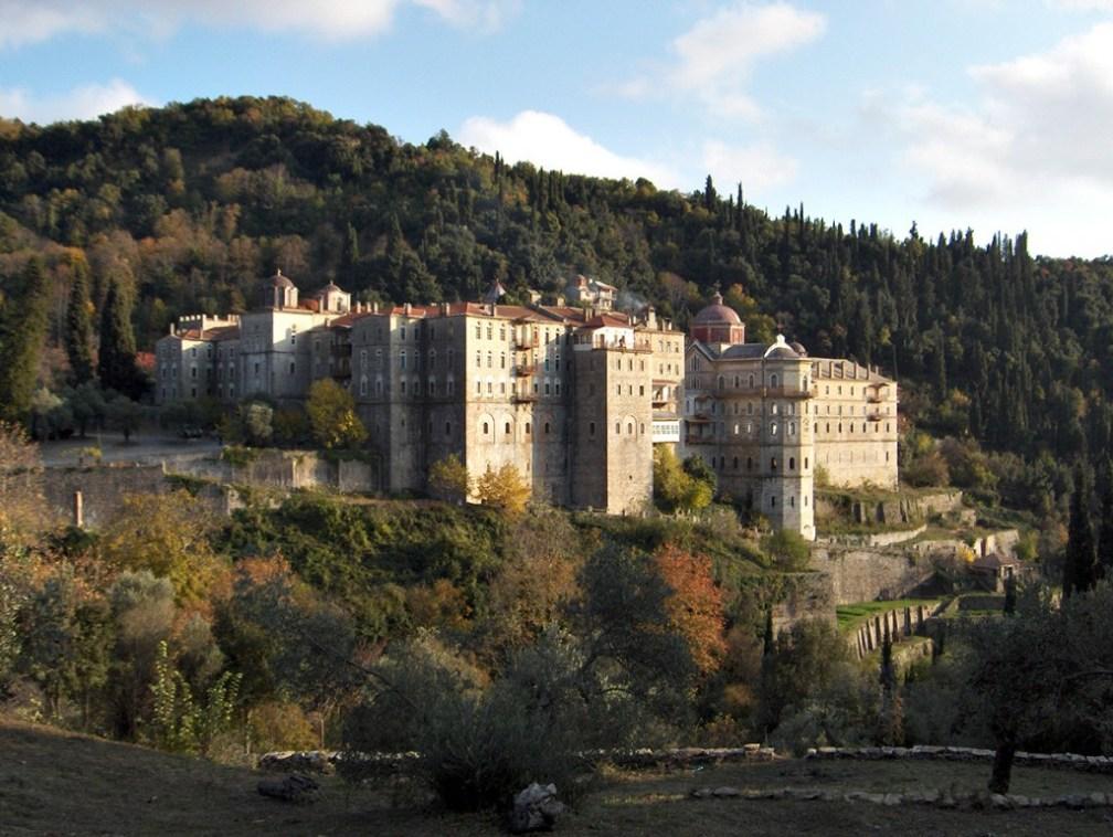 Inside the Holy Mountain: Mount Athos, Greece