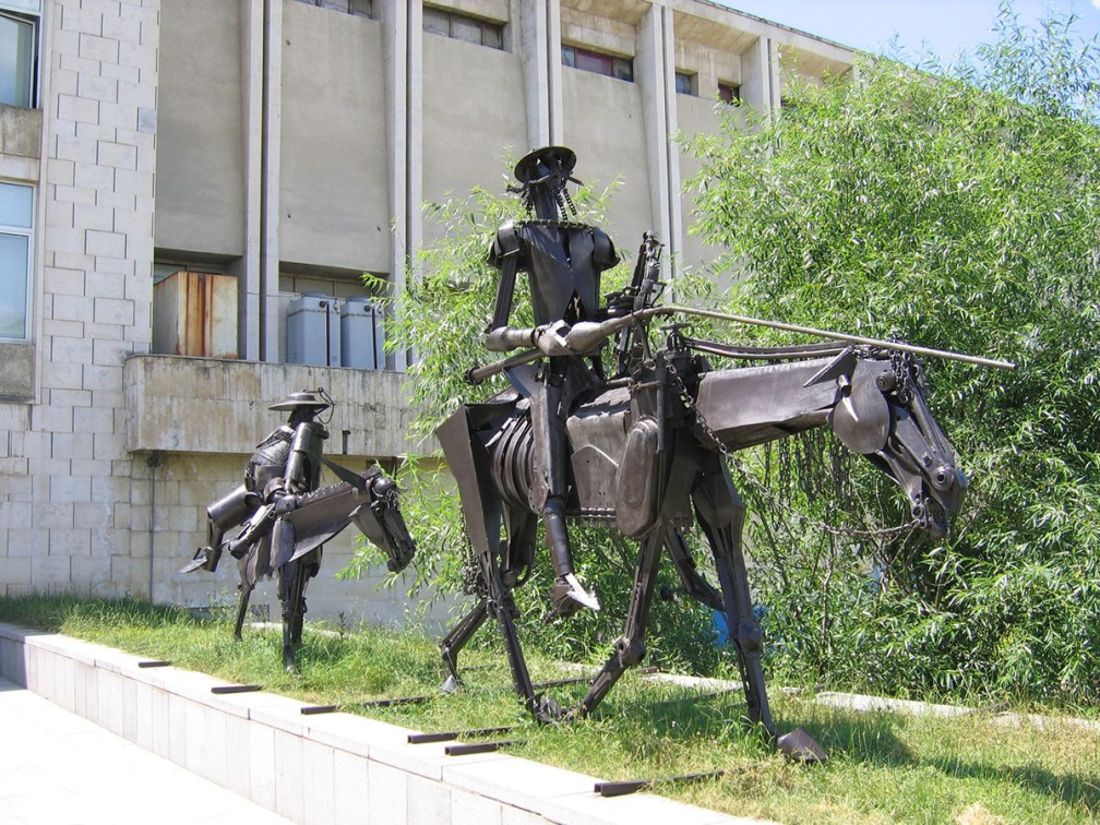 Rolling on the floor laughing: House of Humour and Satire, Gabrovo
