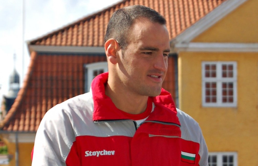 Fastest English Channel swim: Petar Stoychev, 2007
