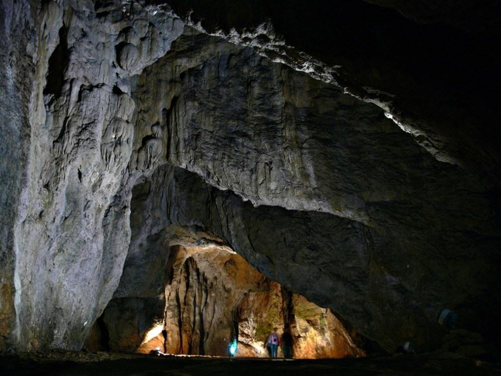 Ancient human habitat: Bacho Kiro Cave