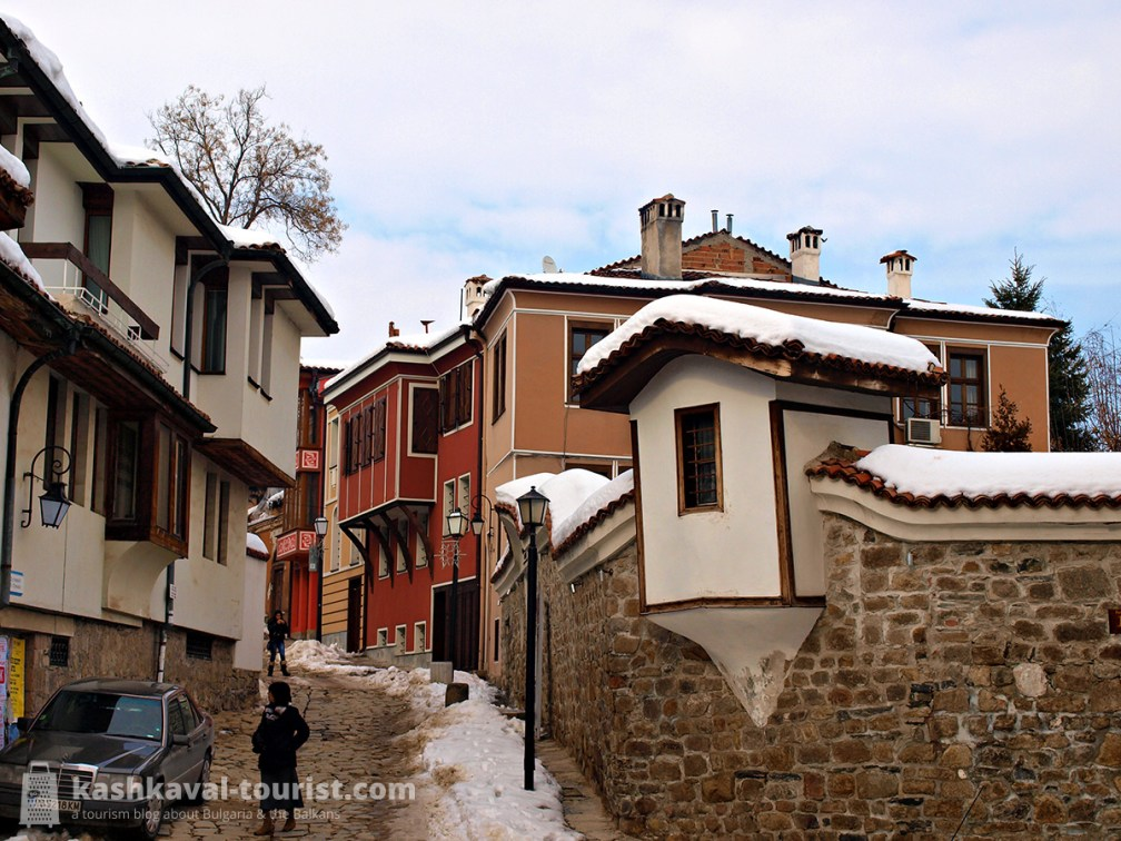 Plovdiv's romantic Old Town is one-of-a-kind