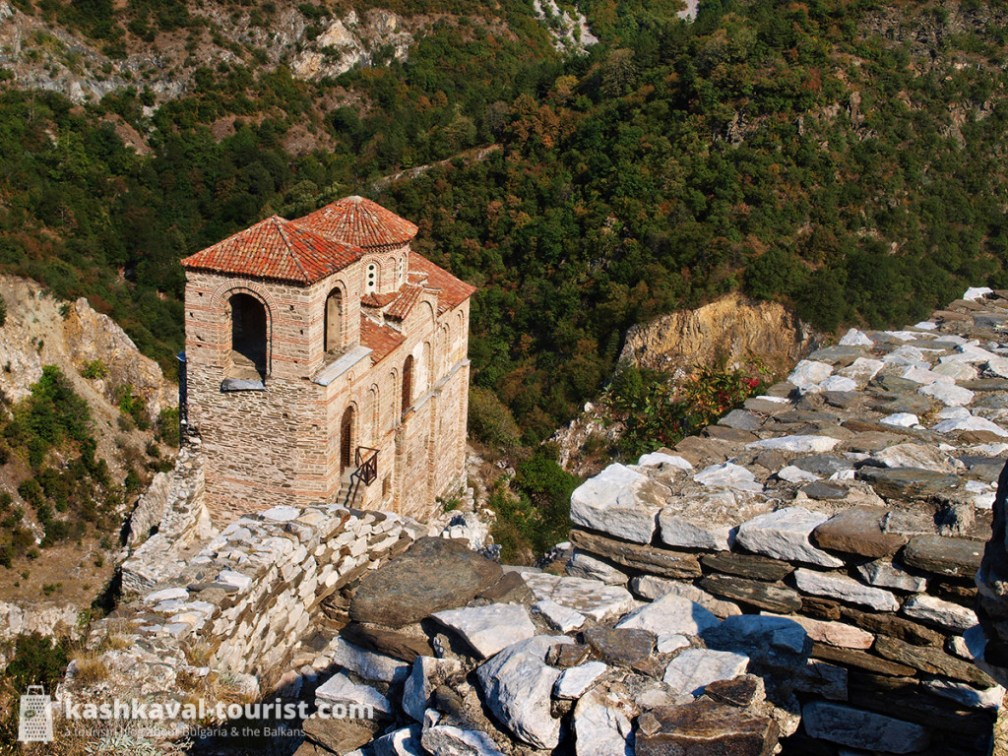 Gate to the Rhodopes: Asen's Fortress