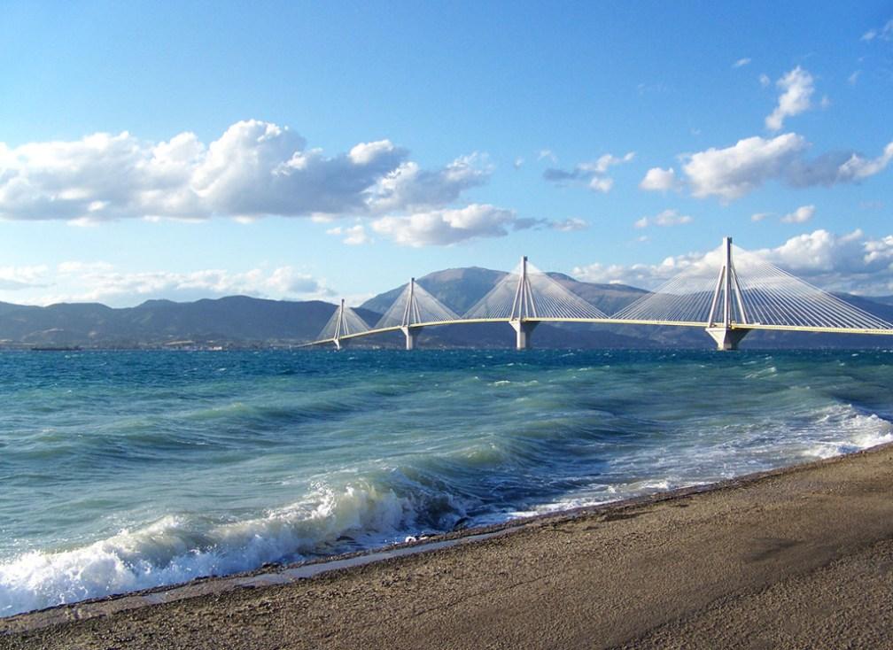 Majestic cable-stayed wonder: Rio-Antirrio Bridge, Greece
