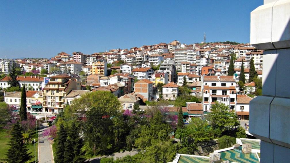 Sunniest place in Bulgaria: Sandanski