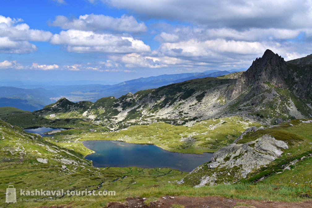 The Magnificent Seven: the Seven Rila Lakes