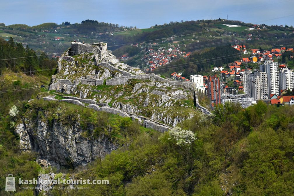 Get lost in the city of a thousand hills: Užice