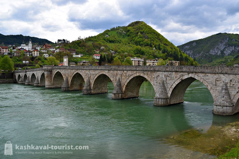 Get inspired by a Nobel Prize-winning classic of literature: Višegrad