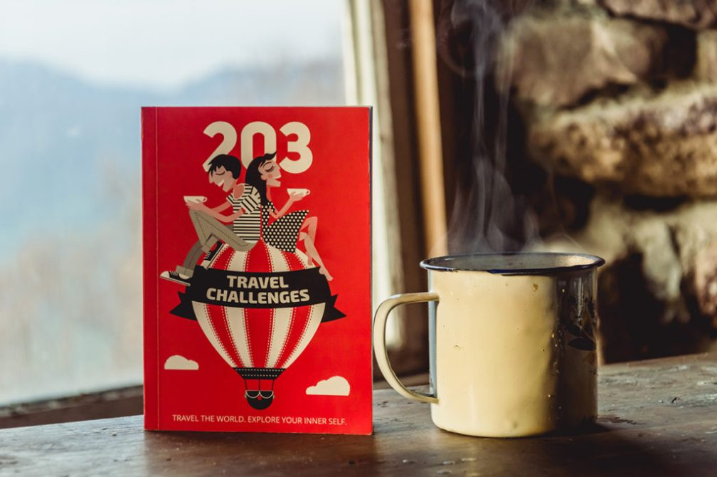 Book review: 203 Travel Challenges
