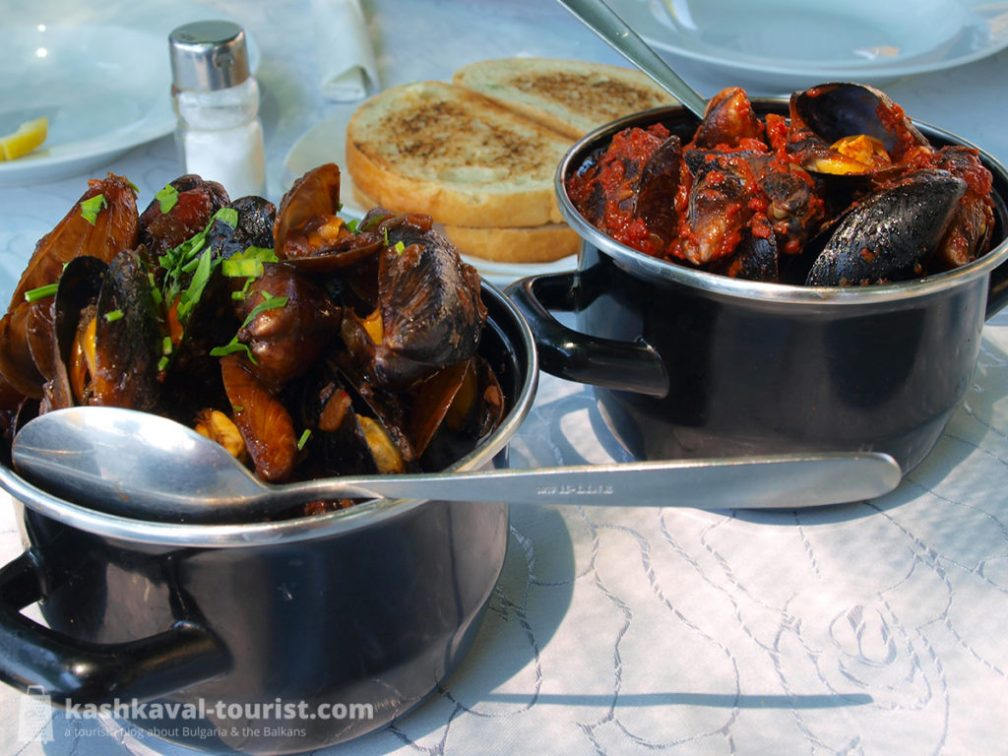 Black pearls of the sea: Mediterranean mussels