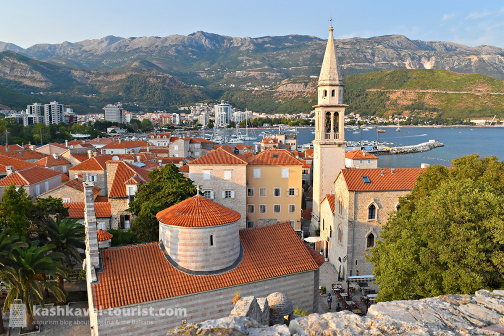 Party like a Venetian: Budva