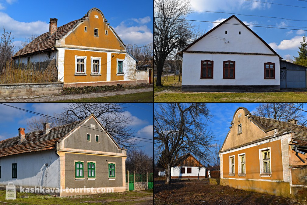 Banat countryside chic: see the architecture of a Central European village