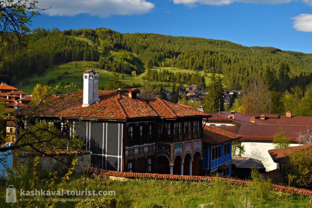 Koprivshtitsa is one of the Balkans' most beautiful towns