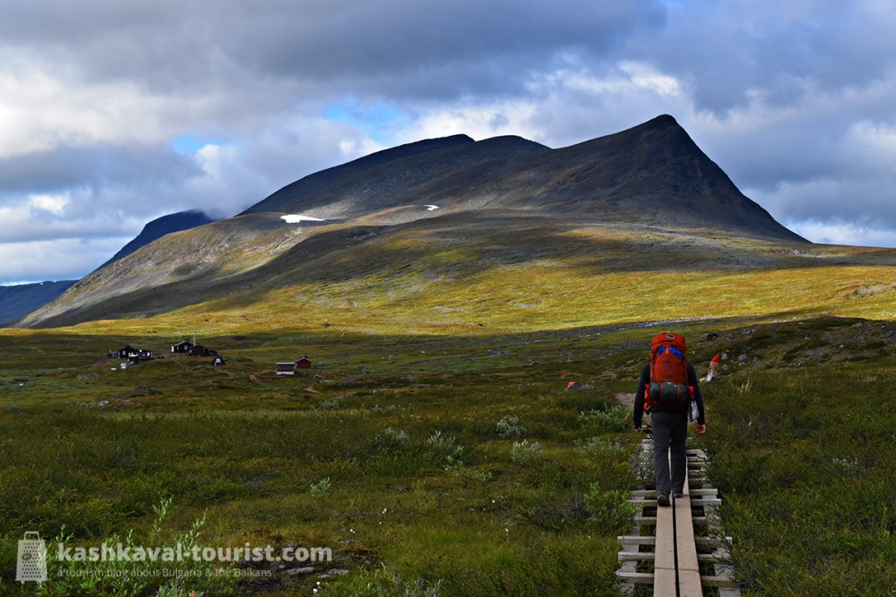 Day 3: awe-inspiring Arctic vistas